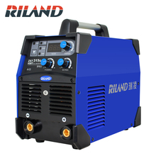 RILAND Z315GS Dual Voltage Welding  ARC Welder Electric Welding Machine with IGBT Electrode Inverter 220V/380V цена 2017