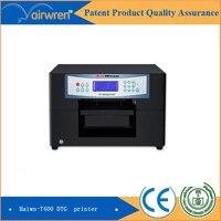 Stampante t shirt digitale tessile automatica macchina da stampa su tela in vendita