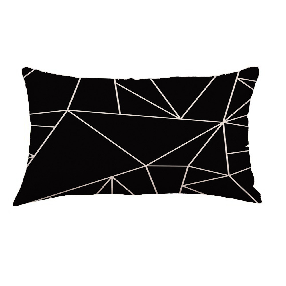 2017 New Cojines Decorativos Sofa Geometry Cushion Cover Throw Pillow Case Sofa Home Decor Pillow Cover Cushion Case Almofadas