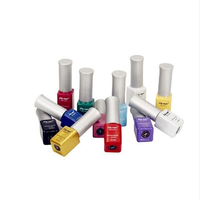 Lily angel UV Nail Gel Polish Painted Nail Gel Dotting Tool DIY Nail Art Color Drawing Manicure Pen Pull Tool Nail Gel Liner