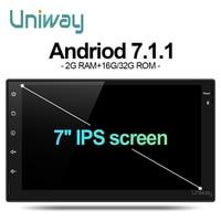 Android 5 1 Car Dvd Player Gps Navigation Universal Car Gps Raido Video Player 2 Din