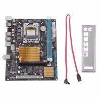 Desktop Motherboard Computer Mainboard For X58 LGA 1366 DDR3 16GB Support ECC RAM For Quad Core