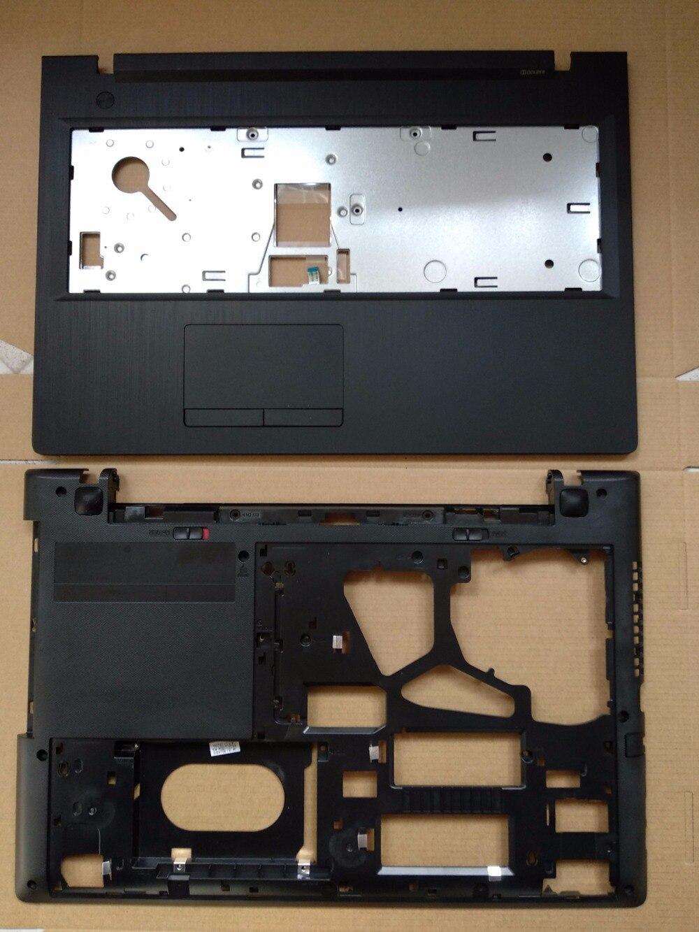 New Original For Lenovo -45 -70 -80 Z50 Z50-45 Palmrest Cover Upper Case + Bottom Case AP0TH000400 AP0TH000800