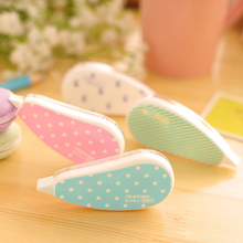 1pc 8.8*3.8cm Creative Cute Candy Color Correction Tape 8 Meters Long Correction Tape Office Learning Stationery random color correction tape 1pc