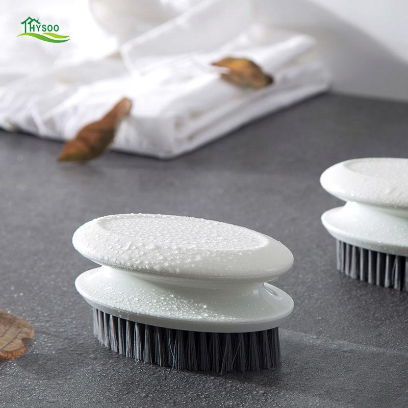 Soft hair washing brush household laundry cleaning brush small brush shoe brush
