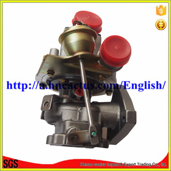 HT12-19B HT12-19D 144119S000 14411-9S000 Navara Truck D22 ZD30 EFI 3 0L  turbo turbocharger