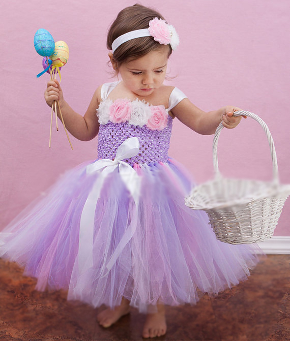 high quality newborn baby girl party dress crochet tutu