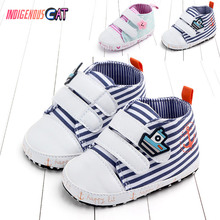 New Baby Shoes Kids Booties First Walkers Cotton Skid Proof Girls Boys Fashion Childrens Free Shipping