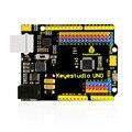 Бесплатная Доставка! keyestudio UNO R3 официальный провел расширение версия с контактного коннектора интерфейса для Arduino Совместимый