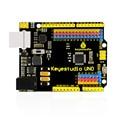 El Envío Gratuito! keyestudio UNO R3 oficial upgrated versión con interfaz de pin header para Arduino Compatible