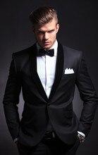 Мужские костюмы Groom Tuxedos high quality