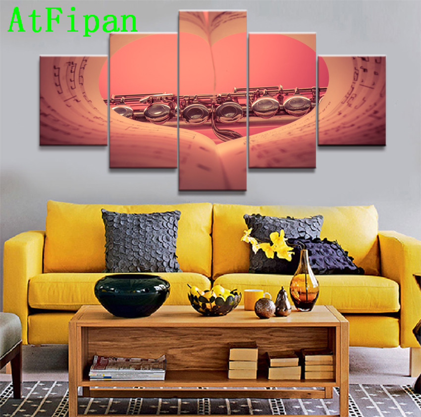 AtFipan Hot Sale Canvas Pictures For Living Room Large HD