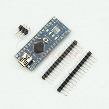 OOTDTY Nano 3.0 Плате Контроллера, Совместимый Для Arduino Nano CH340 USB Драйвер