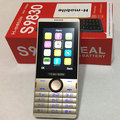 S9830 dual SIM doble modo de espera teléfono móvil 2.8 pulgadas de pantalla del teléfono celular teclado Ruso teléfono h-mobile S9830