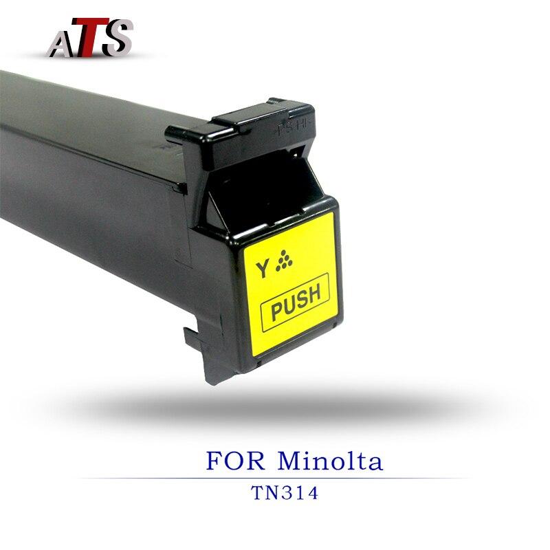 Konica Minolta TN314 Bizhub BHC 353 253 203 200 210 7721 7720 Kopiya - Ofis elektronikası - Fotoqrafiya 3