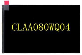 New genuine I8 PRO assembly I8C/D CLAA080WQ04 LCD screen