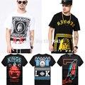 Algodão marca últimos Reis camisas dos homens t, alta qualidade clothing lk hip hop t-shirt dos homens de manga curta t-shirt dos ganhos tshirt dgk