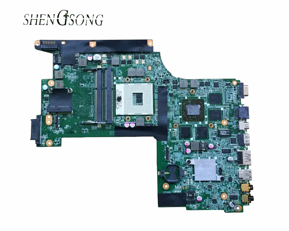 Free Shipping DA0SP9MB8D0 REV:D 630792-001 compatible for HP for ENVY 17T-2100 17 NOTEBOOK HM67 system board 100% tested free shipping notebook motherboard system board 641733 001 for hp probook 6360b series working perfect tested