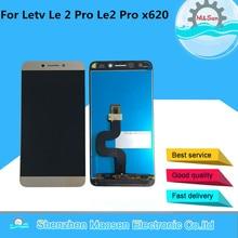 """5.5 """"original m & sen para letv le 2 pro x520 x521 x522 x525 x526 x527 x528 x529 x620 x625 lcd screen display + digitador do painel de toque"""