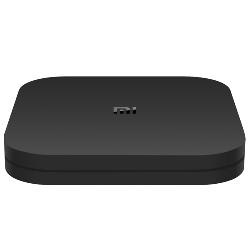Original Globale Xiao mi mi TV Box S 4K HDR Android 8,1 Ultra HD 2G 8G WIFI google Cast Netflix IPTV Set top Box 4 Media Player