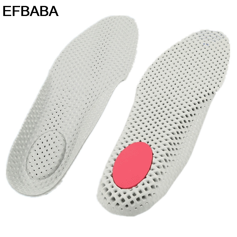 EFBABA Breathable Military Training Sports Insoles Arch Support Damping Insole Men Women Shoes Pads gel cushions Accessoires expfoot orthotic arch support shoe pad orthopedic insoles pu insoles for shoes breathable foot pads massage sport insole 045