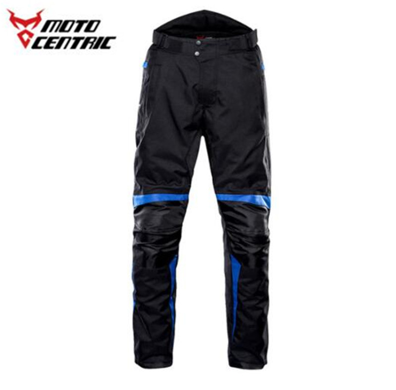 MOTOCENTRIC Motorcycle Pants Biker Off Road Racing Moto Motocross Pants Riding Trousers Motocross Knee Protective Trousers