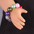 "1 pcs American Girl Doll Pearl Bracelets Fits Our Generation Doll 18"" American Girl Doll Clothes And Accessories AS122"