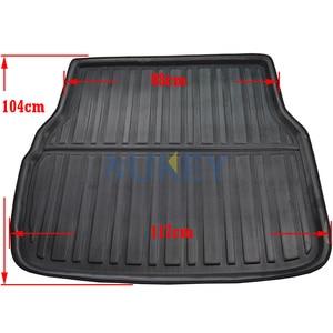 Image 3 - Bandeja trasera para maletero, alfombrilla para suelo, alfombra, barro, Kick, para Mercedes BENZ Clase C W204 W205 S205 S204 Estate Wagon 2003 2012