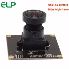 ELP sony IMX291 USB 3,0 модуль камеры MJPEG YUY2 50fps 2 мегапикселя высокая скорость UVC OTG 1080P Веб-камера для Android Linux Windows Mac