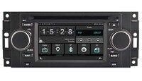 Автомобильный DVD Играть GPS навигации для Chrysler 300C головного устройства Авторадио Стерео с мультимедиа аудио Bluetooth Карта Бесплатная камера за