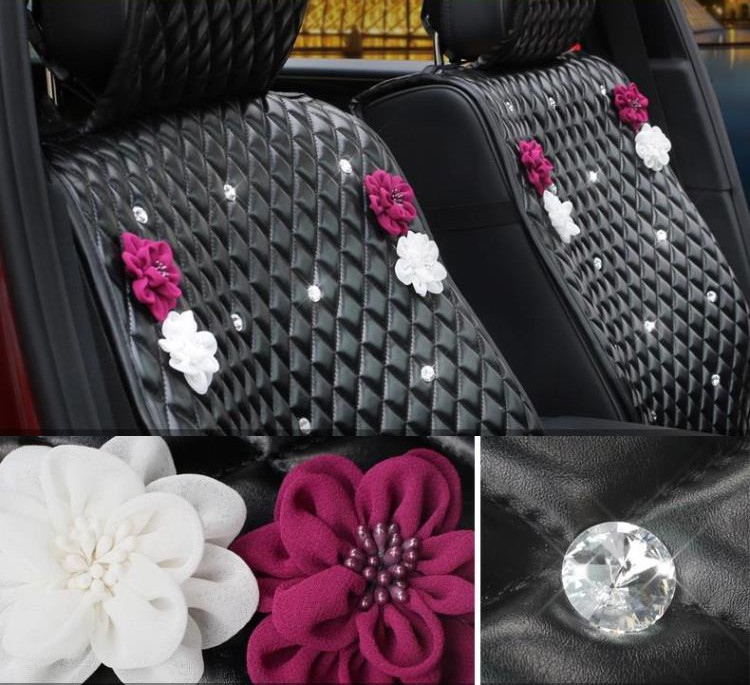 Crystal-Flowers-Leather-Car-Seat-Cushion-Universal-Female-Auto-Seat-Covers-10pcs-Sets-Black-l4