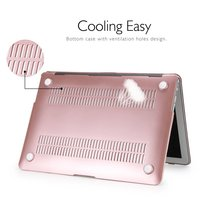 For Macbook Metal Case Color Air Pro Retina 11 13 15 Full Protect With Free Keyboard