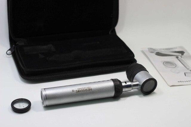 Dramethoscope dermatoscope illumination loupe5X8X magnification