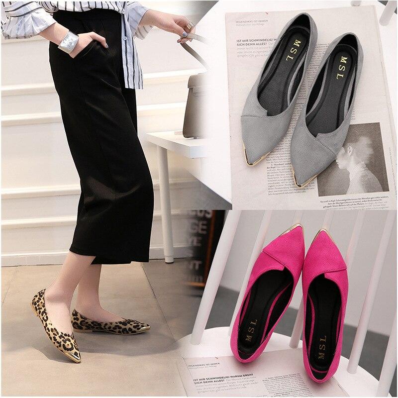 font b Flat b font shoes single font b flat b font shoes with big