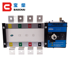 Aisikai 400A 4P ATS Genset Automatic Transfer Switch Diesel Generator Set dual power changeover controller for generator parts