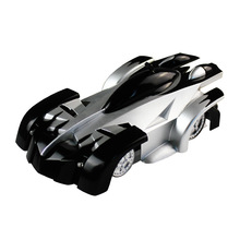 1PCs RC car Remote Control  360 Degree Rotating Stunt Toys Antigravity Machine Wall CAR Climbing Car with LED Lights