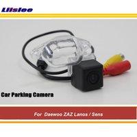 Liislee For Daewoo ZAZ Lanos / Sens / Car Parking Backup Rearview Camera / Rear Camera / HD Night Vision