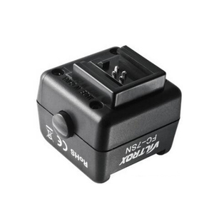 Image 2 - Wireless Flash Hot Shoe Adapter Convertitore Optical Slave Trigger FC 7SN per Yongnuo Canon Nikon Speedlite per Sony DSLR Camera