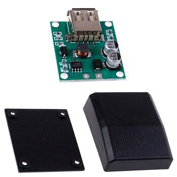 Regulador de voltaje de carga USB del Banco de energía del Panel Solar de 5 V 2A