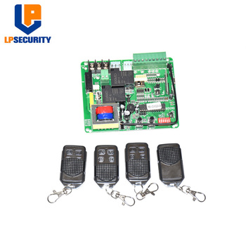 230VAC use only Sliding Gate Opener Motor Circuit Board Card controller PCB motherboard(remote control optional) - discount item  4% OFF Access Control