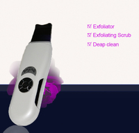 2015 New Ultrasonic Pore Cleaner Facial Cleaner Facial Massager Skin Care High Frequency Vibration To Deep