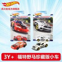Hot Wheels Ford Mustang Коллекционное издание автомобиля DJK84
