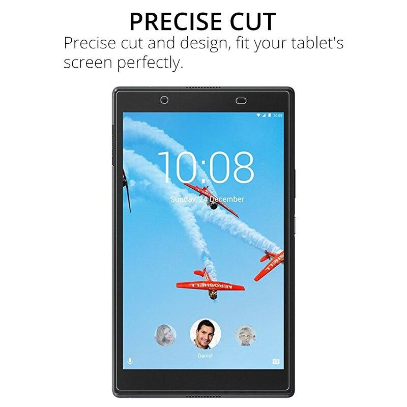 Купить с кэшбэком Tempered Glass Screen Protector Film for Lenovo Tab 4 10 8 Plus Tab3 8 Plus P8 Tab 3 7 Essential TB-7304F TB-X704F TB-8504F 850F