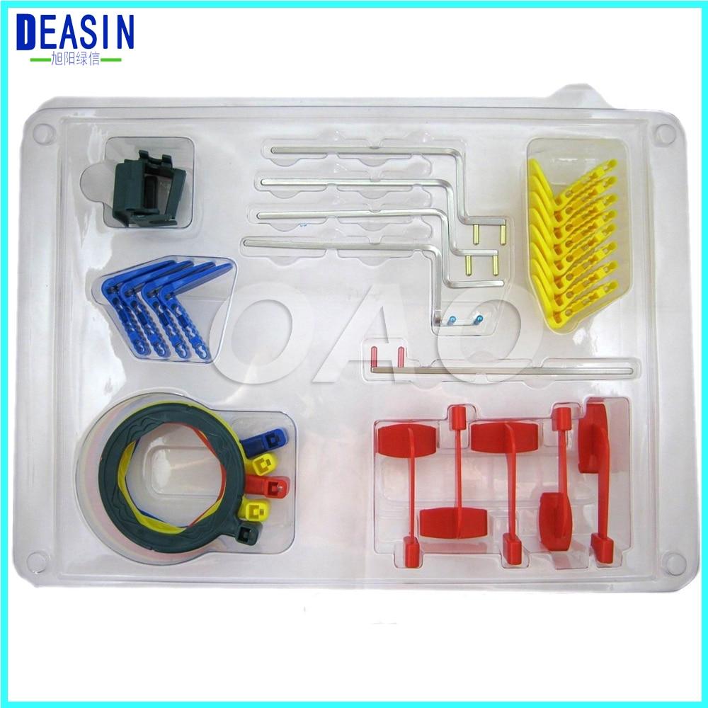 Dental Lab 1 Set X Ray Film Positioning System Positioner Holder Locator Instrument X Film