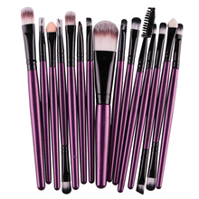 Pro 15Pcs Makeup Brushes Set
