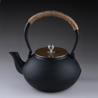 Authentic Japanese Cast Iron Teapot Set Tea Pot Tetsubin Kettle Drinkware 900ml Kung Fu Infusers Metal Net Filter Cooking Tools