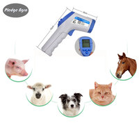 Free Shipping Digital Pet Thermometer Non Contact Infrared Veterinary Thermometer Infrared Thermometer