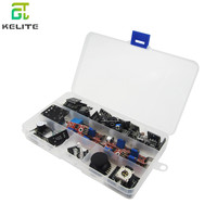 37 IN 1 BOX SENSOR KITS O HIGH QUALITY FREE SHIPPING Works With Official Arduino Boards