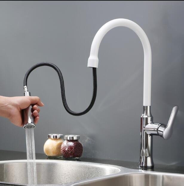 White Kitchen Tap online buy wholesale white kitchen taps from china white kitchen