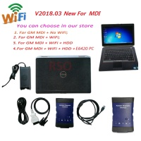 Top Quality For G/M MDI With WiFi and HDD 2018.03 Software Installed In Laptop E6420 Computer Best diagnostic tool For g/m mdi